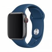 Devia Řemínek pro Apple Watch 38mm / 40mm - Devia, Sport Blue Horizon
