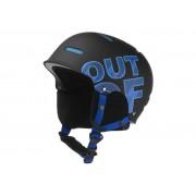 Casco Out Of Casco Wipeout Black Blu