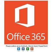 Microsoft Office 365 Enterprise E1 (havi előfizetés)- Csak online verzió