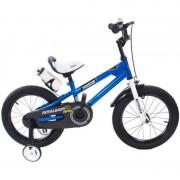 Bicicleta Freestyle BMX 16 Sun Baby Albastru