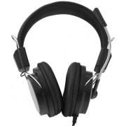 Casti Stereo cu microfon ESPERANZA EH154K (Negru)