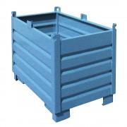 Sammelbehälter Volumen 0,50 m³ lichtblau