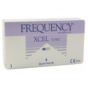 CooperVision Frequency Xcel Toric XR -8.00
