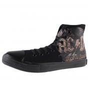 cipele AC / DC - Rock Or Bust - Crno - F.B.I. - 4510242