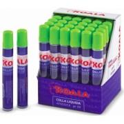 Set 10 bucati Lipici lichid 50ml KOALA