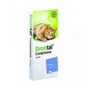 Bayer Animal Health Gmbh Bayer Drontal Gatto 8 Compresse
