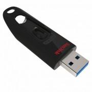 SanDisk 32GB Cruzer Ultra USB 3.0 Pendrive - Fekete