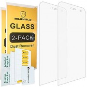 [2-PACK]-Mr Shield For Asus ZenFone 2 Laser 6.0 Inch (ZE601KL) [Not Fit For ZE550KL 5.5 Inch] [Tempered Glass] Screen Protector with Lifetime Replacement Warranty
