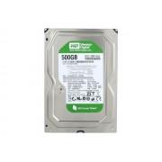 """SATA2 540HDD 3.5"""" SATA2 5400 500GB WD Caviar Green WD5000AADS, 32MB Resert."""