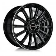 Avus Ac-m07 8,5x19 5x112 Et35 66.6 Black - Llanta De Aluminio