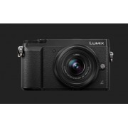 Panasonic Lumix DMC-GX80 + 12-32mm F/3.5-5.6 Asph. O.I.S. - NERO - 2 Anni Di Garanzia in Italia