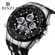 Men Sport Watch Brand Digital Waterproof Shock Dual Display Wristwatches Horloges Mannen Relogio Masculino Male wrist watch MEN