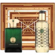 Amouage Epic lote de regalo I. eau de parfum 100 ml + gel de ducha 300 ml