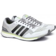 ADIDAS ADIZERO ADIOS M Running Shoes For Men(White)