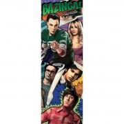 The Bing Bang Theory poszter - Comic - GB posters - DP0421