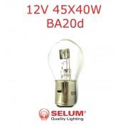 lampadina 12v 40 45w BA20d