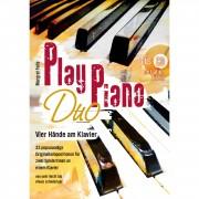Gerig-Verlag Play Piano Duo Margret Feils, Buch/CD