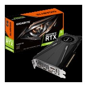 GIGABYTE Video Card NVidia GeForce RTX 2080 SUPER TURBO 8GB GDDR6 256-bit (GV-N208STURBO-8GC)