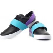 Puma Future Puma Strap Lo Sneakers For Men(Multicolor, Blue, Black, Purple)