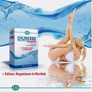 DIURERBE FORTE tabletta - vízhajtó és salaktalanító