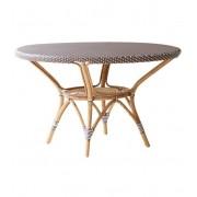 Sika-Design Danielle ø120 matbord cappuccino rotting, sika-design