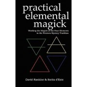 Practical Elemental Magick: Working the Magick of Air Fire Water & Earth in the Western Esoteric Tradition, Paperback/Sorita D'Este