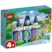Конструктор Лего Дисни Принцеси - Празненството в замъка на Пепеляшка, LEGO Disney Princess 43178