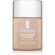 Clinique Anti-Blemish Solutions base líquida para pele problemática, acne tom 02 Fresh Ivory 30 ml