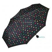 Esprit Umbrelă pliabilă cu husă pentru femei Super Mini Heartbeat
