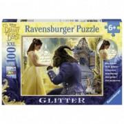 RAVENSBURGER puzzle (slagalice) - lepotica I zver RA10960