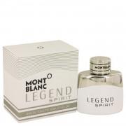 Montblanc Legend Spirit by Mont Blanc Eau De Toilette Spray 1 oz