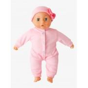 VERTBAUDET Boneca rosa claro liso com motivo