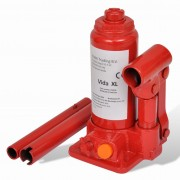 vidaXL Hydraulic Bottle Jack 2 Ton Red Car Lift Automotive