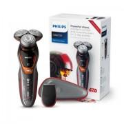 Електрическа самобръсначка за сухо и мокро бръснене, Philips STAR WARS, V-Track, SmartClick (SW6700/14)