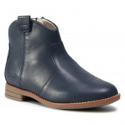 Ghete CLARKS - Drew North K 261522726 Navy Leather