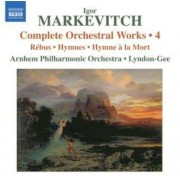 I. Markevitch - Complete Orchestral Works (0747313215478) (1 CD)