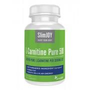 SlimJOY L-carnitine Pure 500 - fat burner. Swiss quality. 60 capsules