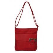 Brandi Red dámská kabelka červená