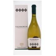 Valahorum Essence de Roumanie cupaj Tamaioasa Romaneasca Sauvignon Blanc Chardonnay Domeniile Tohani ( cutie ) 0.75 Lt
