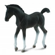Figurina Armasar Tennessee Black M, Collecta, 9.5 x 8 cm