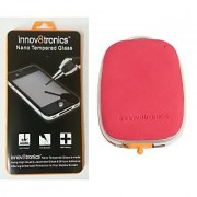 innov8tronics Nano Tempered Glass Iphone 5/5S with USB Portable Power Supply