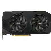 Placa video ASUS GeForce GTX 1660 Ti DUAL EVO A6G, 6GB, GDDR6, 192-bit