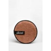 Gąbeczka do demakijażu Alene karmelowa - Średni makijaż