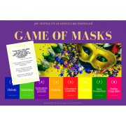 Game of Masks (Romanian Edition)