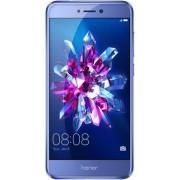 "Telefon Mobil Huawei P8 Lite (2017), Procesor Octa-Core 2.1/1.7 GHz, IPS LCD Capacitive touchscreen 5.2"", 3GB RAM, 16GB Flash, 12MP, Wi-Fi, 4G, Dual Sim, Android (Albastru) + Cartela SIM Orange PrePay, 6 euro credit, 4 GB internet 4G, 2,000 minute nationa"