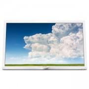 Телевизор Philips 24 инча HD LED TV, DVB-T/T2/T2-HD/C/S/S2, индекс на качеството на образа 200, Pixel Plus HD, бял, 24PHS4354/12