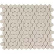 Mozaiektegel London White R11 Ceramics 260x300