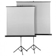 SCREEN, HAMA Tripod Projection Screen 155, 155 x 155 sm (18793)