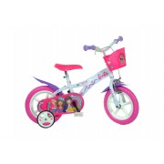 "Bicicleta copii 12"" - Barbie Dreams"