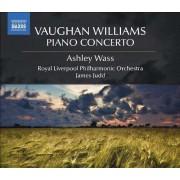 R. Vaughan Williams - Piano Concerto (0747313230471) (1 CD)